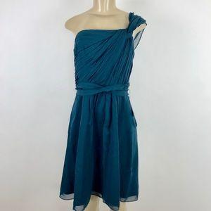 New Ann Taylor silk cocktail tea Dress